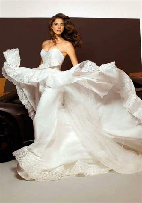 Very Elegant  Wedding Dresses Pinterest