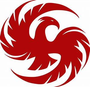 The gallery for --> Red Phoenix Logo