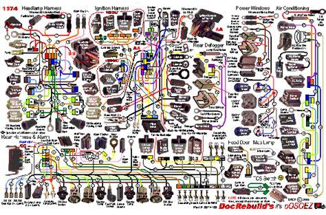 Corvette Wiring Diagrams Schematics Online