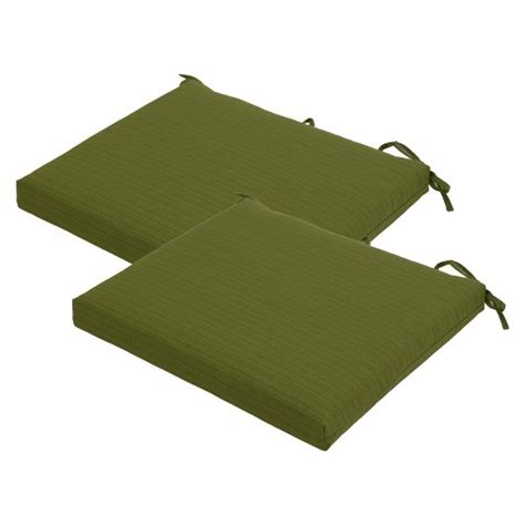 target threshold outdoor chair cushions threshold 2 outdoor seat cushion set target