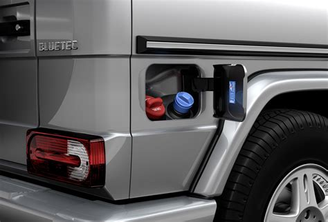 G 350 Bluetec With State Of The Art Emission Control