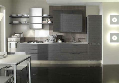 idee deco cuisine grise cuisine grise profitez espace moderne 23 idées sympas