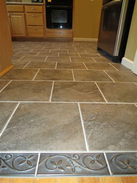 carpet transition ideas pretty floral borders of kitchen