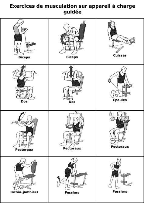 Exercice Sur Banc De Musculation by Banc De Musculation Ou Appareil Complet Que Choisir