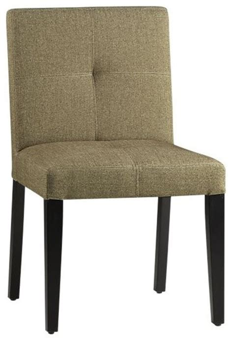 epoch side chair crate barrel contemporary dining