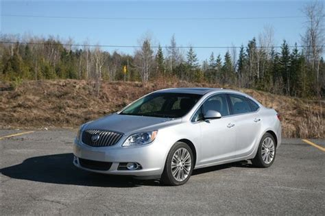day  day review  buick verano autosca
