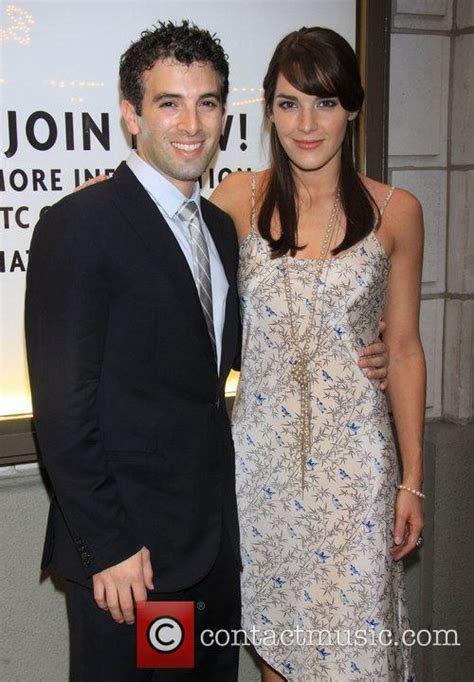 kelli barrett and jarrod spector sharr white opening night of broadway s an enemy of the