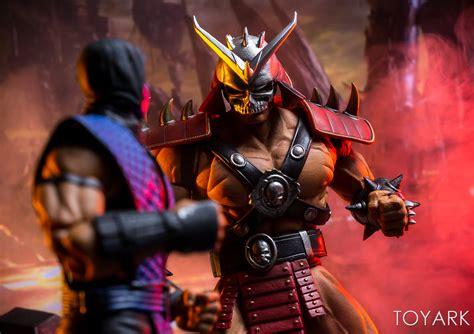 Storm Collectibles Mortal Kombat Shao Kahn Figure