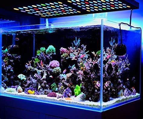 led aquarium beleuchtung nachteile marsaqua 165w oder 300w dimmbar riff korallen und lps