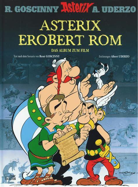 asterix erobert rom das album zum film