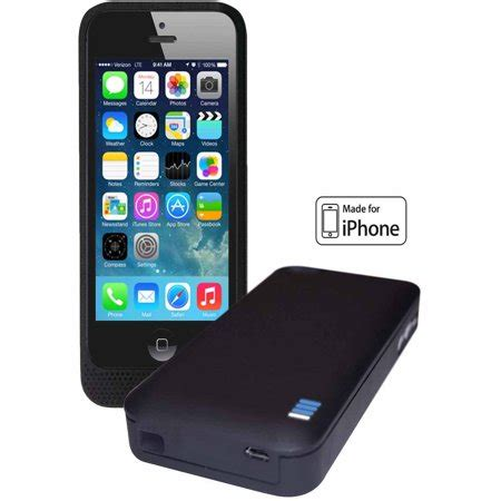 iphone 5 at walmart lifecharge extended battery for apple iphone 5 5s