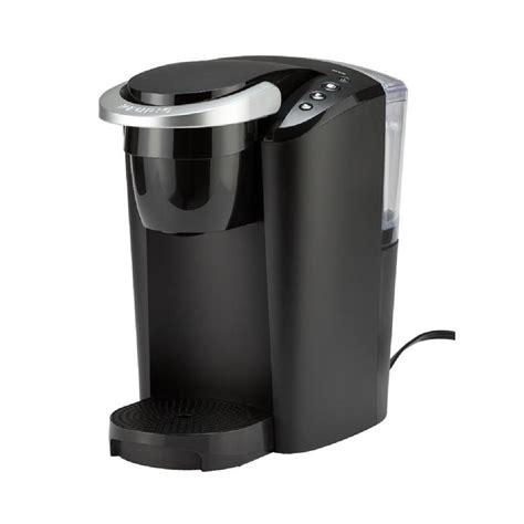 Removable reservoir makes for easy cleaning and filling. Keurig K-Compact™ Single Serve Coffee Maker (Black) - Home ...