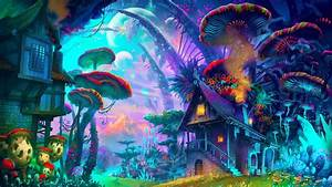 Wallpaper Hd Psychedelic