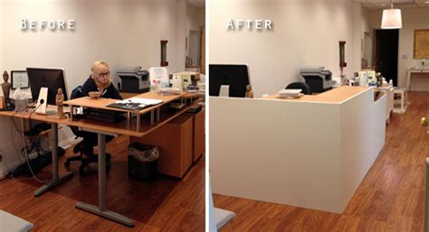 Reception Desk Ikea Canada by Lighting Installation Styling Pink Pianos