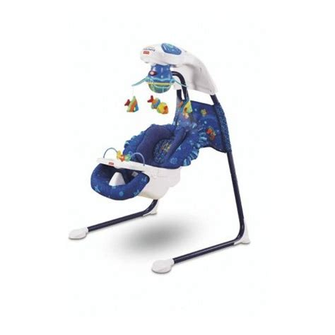 fisher price aquarium cradle swing baby activity product reviews and price comparison