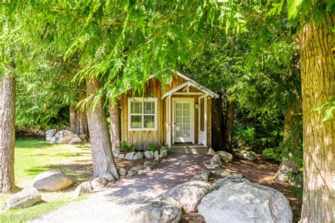 lopez farm cottages tent camping campground san juan