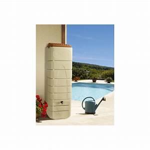 Réserve D Eau De Pluie : r cup rateur d 39 eau de pluie murale 650 litres jardin et ~ Dailycaller-alerts.com Idées de Décoration
