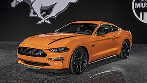 2020 Ford Mustang EcoBoost High Performance Package revealed | Autoblog