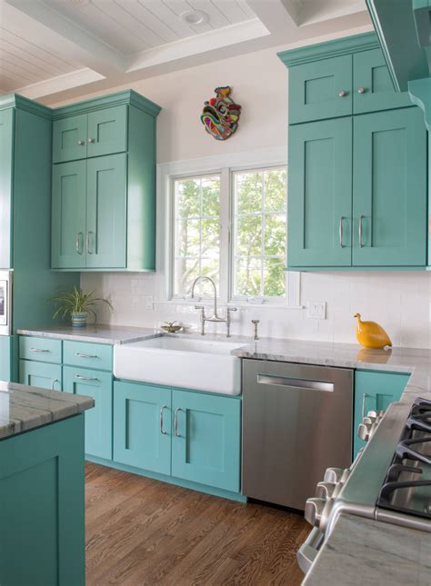 turquoise kitchen decor ideas sherwin williams composed sw 6472 paint colors