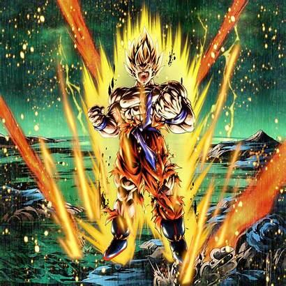 Goku Saiyan Wallpapers Dbz Kakarot Artwork Dragonballsuper