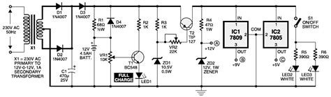 Inverter Category Electronic Circuit Diagram