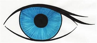 Eye Clip Clipart Eyeball Eyed Eyes Cliparts
