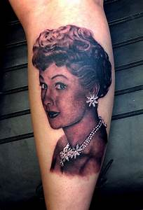 Love Lucy Tattoos Pictures to Pin on Pinterest - TattoosKid