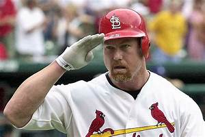 In Statement To Ap Mark Mcgwire Admits Using Steroids