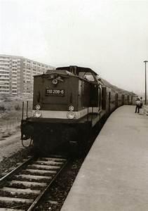 S Bahn Erfurt : 110 208 mit doppelstockzug als s bahn im hp berliner strasse um 1985 bahnen in thueringen ~ Orissabook.com Haus und Dekorationen