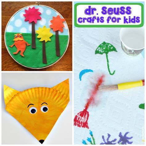 Dr Seuss Activities For Kids