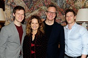 Peter Hedges gets emotional talking about sons