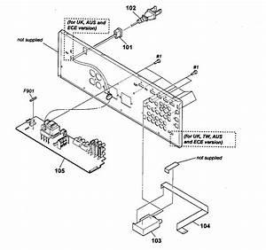 Amp Wiring Diagram Sony Str Dh520