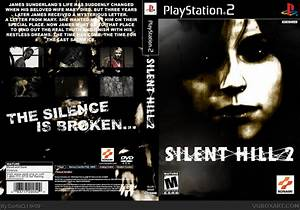 Silent Hill 2 PlayStation 2 Box Art Cover by CurtisQ