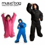 Kinderschlafsack Mit Beinen : musucbag schlafsack mit armen und beinen testbericht bei ~ Kayakingforconservation.com Haus und Dekorationen