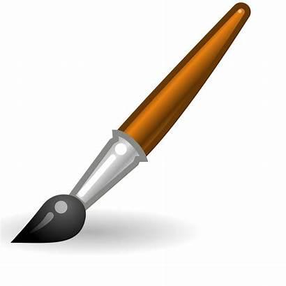 Paint Brush Clip Clipartpanda Paintbrush Clipart Terms