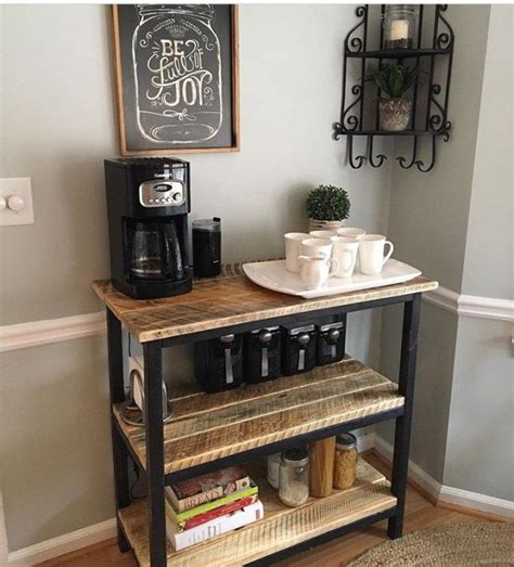 Coffee bar table ideas can offer you many choices to save money thanks to 12 active results. Stunning Coffee Bar Table with Best 25 Home Coffee Bars Ideas On Pinterest Home Coffee ...
