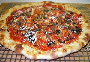 Anchovy Pizza Recipe