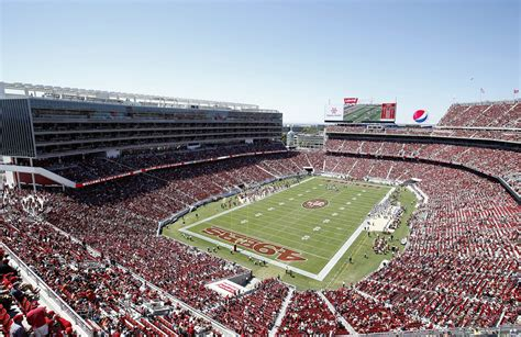 ers changing levis stadium concession providers