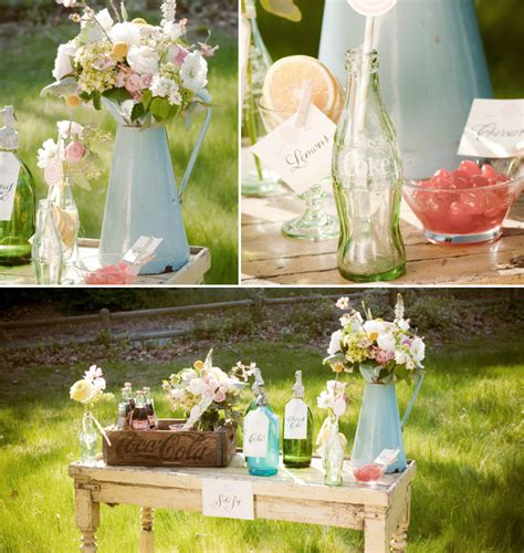 vintage style wedding decoration ideas pretty playful a vintage style 1940s inspired wedding