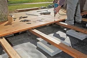Unterkonstruktion Terrasse Holz : unterkonstruktion allgemein ~ Whattoseeinmadrid.com Haus und Dekorationen