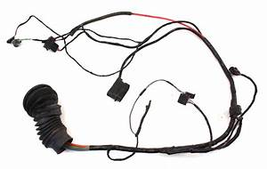 Driver Front Power Door Wiring Harness 1995 Vw Golf Cabrio