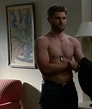 Just some shirtless Mike Vogel to get you through the ...
