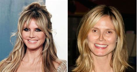Here's What 'AGT' Judge Heidi Klum Looks Like Without Makeup