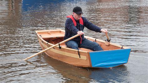 Row Boat Oars by Sc Row Seahopper