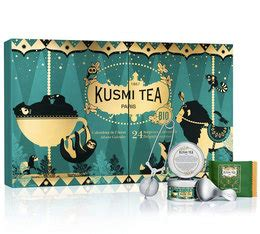 Thought i'd let you guys in a product we've been working on the last few months. Kusmi Tea Organic Tea Advent Calendar 2020