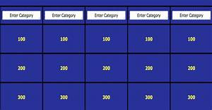 An Excellent Tool To Create Jeopardy Games To Use With