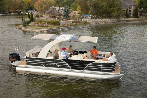 Starcraft Marine Boats Manufacturers by Pontoon Boats Today S Pontoon Boats Are Packed With