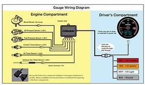 Defi Rpm Gauge Wiring Diagram