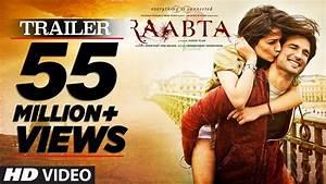Raabta, Official, Trailer