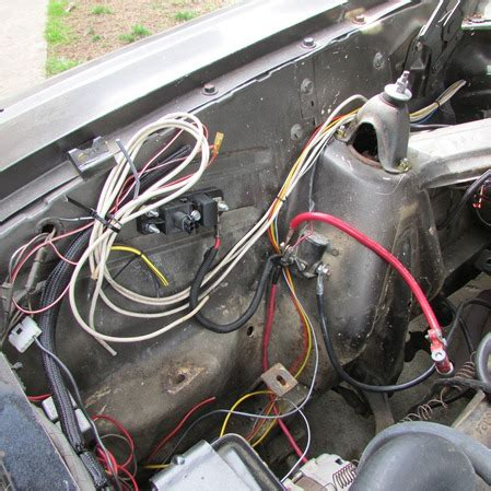 Fpv With Five Wire Wiring Diagram by Ford Falcon Starter Motor Problems Impremedia Net